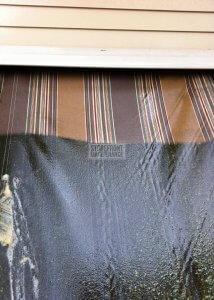 awning cleaning-storefront maintenance-pressure washing -power washing