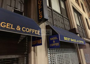 Awning Cleaning Coffee Shop 2