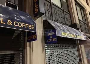 Awning Cleaning Coffee Shop 3