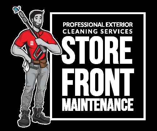 Storefront Maintenance Logo
