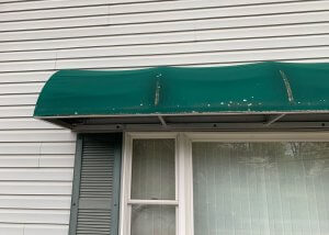 Awning House Clean