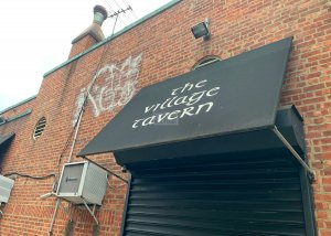 Tavern Awning Cleaning 2